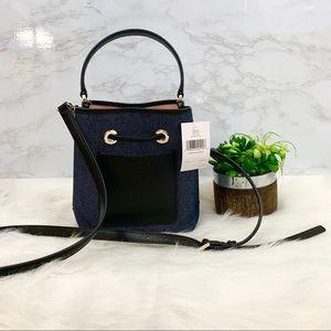 kate spade Bags - Kate Spade Denim Bucket Bag